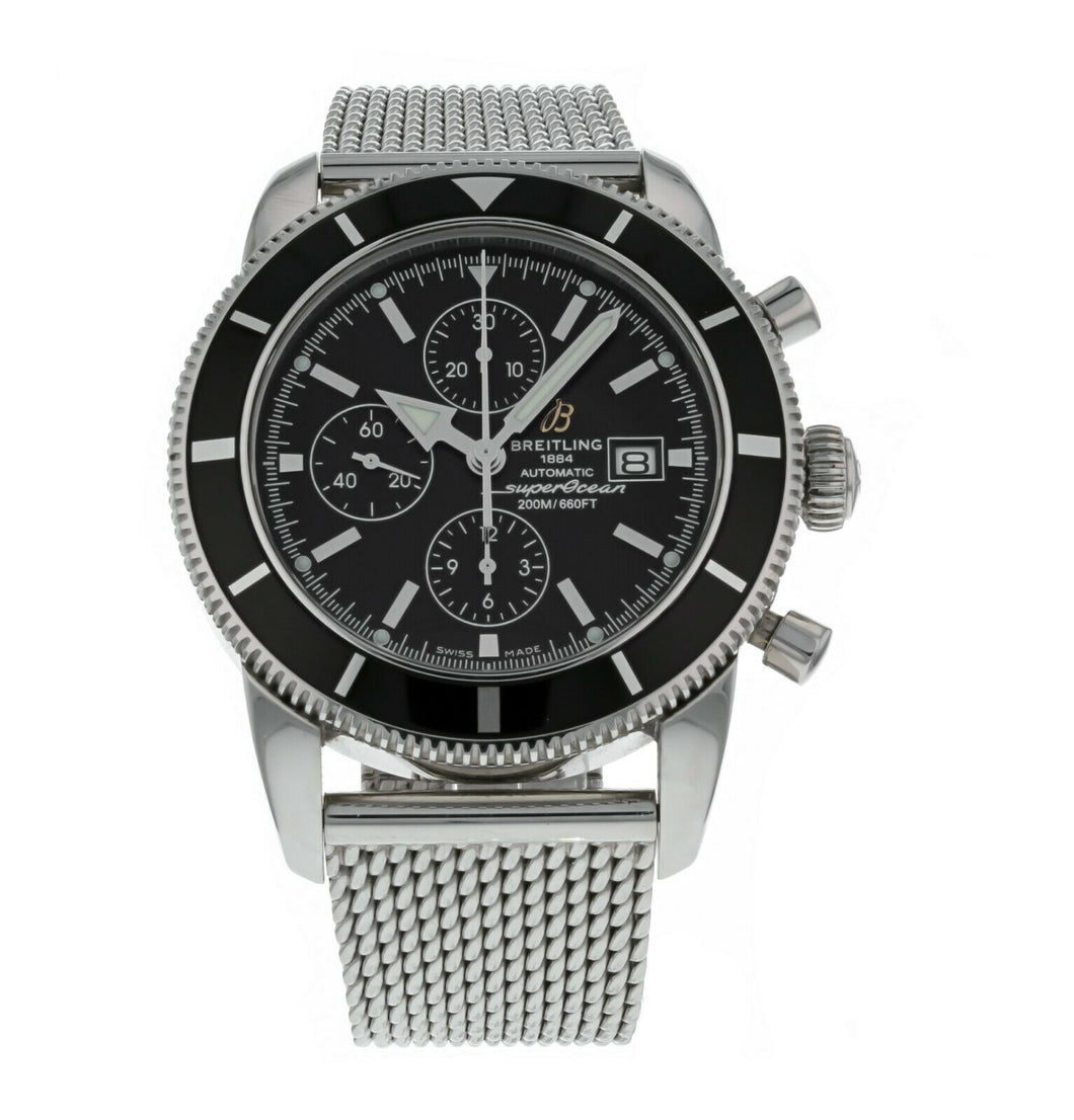 Breitling Superocean Heritage Chronograph Men's 46mm Watch A1332024-B908-152A