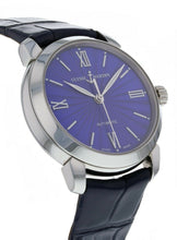 Ulysse Nardin Classico Lady Blue Dial Alligator Leather Automatic Ladies Watch