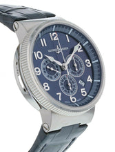 Ulysse Nardin Marine Chronometer Blue Dial Automatic Men's Watch 1503-150/63
