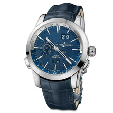 Ulysse Nardin Perpetual Manufacture Automatic Blue Dial Men's Watch 329-10/93-BQ