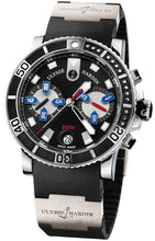 Ulysse Nardin Maxi Marine Diver Automatic Chronograph Men's Watch 8003-102-3/92