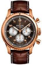 Breitling Navitimer 8 Chronograph Automatic Chronometer 18kt Rose Gold Men's