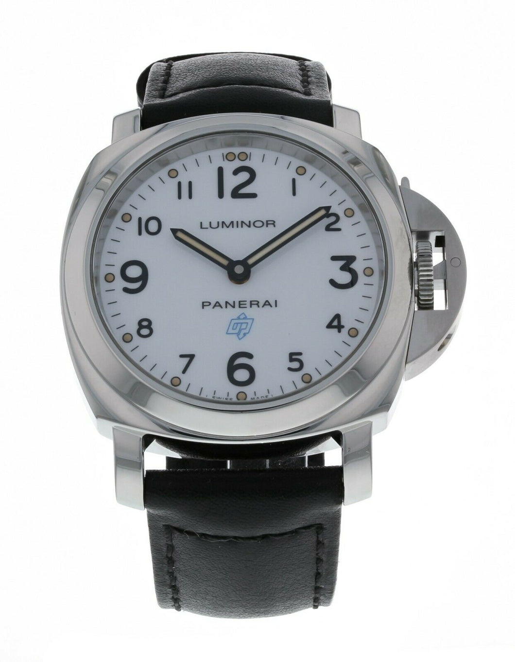 Panerai Luminor Base Logo Acciaio Hand Wound Pam 630 Men's Watch