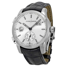 Ulysse Nardin GMT Dual Time Automatic Men's 42mm Watch 3343126-91
