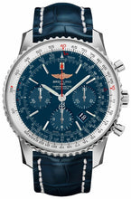 Breitling Navitimer 01 Blue Dial Men's Chronograph 46mm Watch AB012721/C889-746P