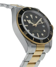Tudor Heritage Black Bay Automatic Black Dial Men's S&G 41mm Watch M79733N