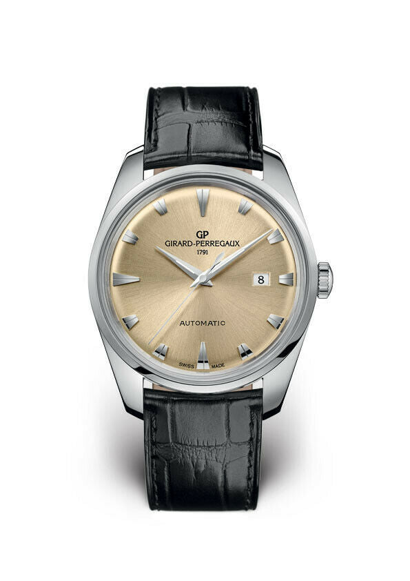 Girard Perregaux 1957 Automatic Men's 40mm Watch 41957-11-131-BB6A