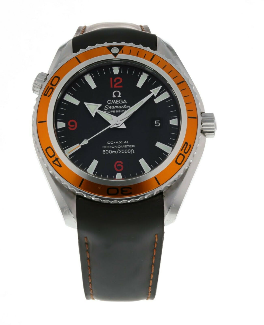 Omega Seamaster Planet Ocean 45.5mm Men's Automatic Watch 2908.50.38