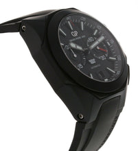 Girard Perregaux Chrono Hawk Automatic Black Ceramic Men's 44mm Watch 49970