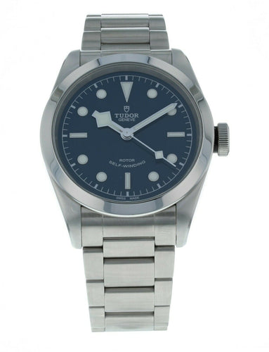 Tudor Black Bay Automatic 41mm Blue Dial Men's Stainless Steel Watch 79540