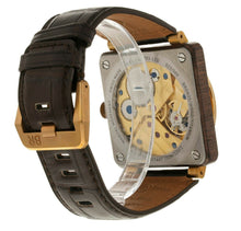Bell & Ross Instruments Limited Edition Men's Bronze 46mm Watch BR01-CM-203