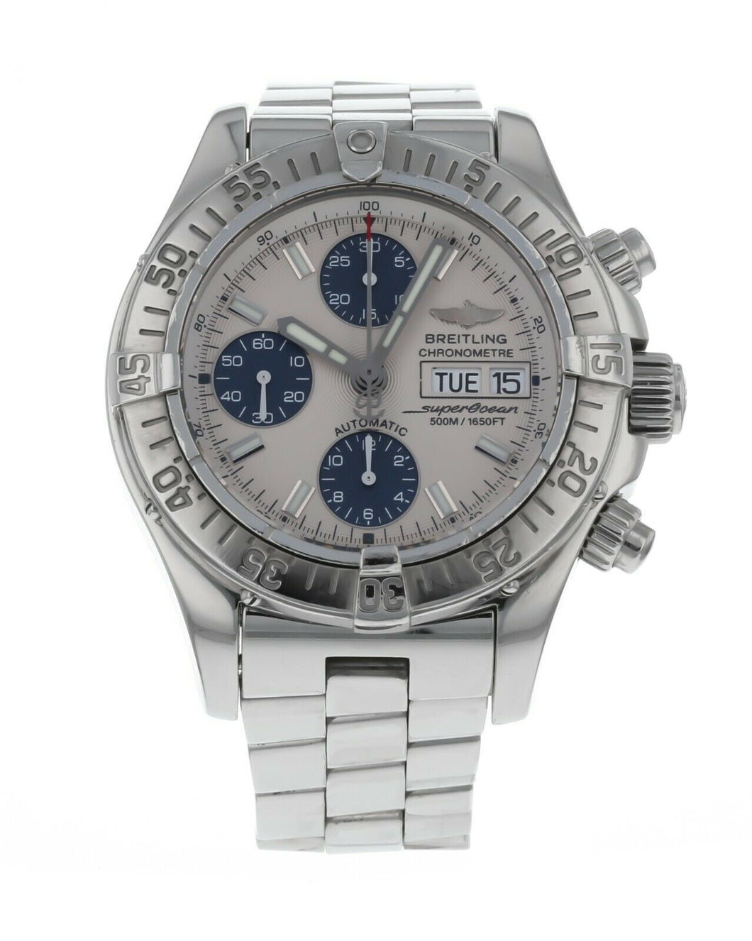Breitling Superocean Chronograph Stainless Steel Automatic Men's Watch A13340