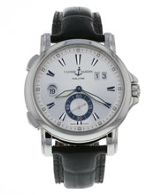 Ulysse Nardin Dual Time 42mm Automatic Men's Stainless Steel Watch 243-55/91