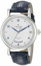 Chronoswiss Day Date Manufacture 40mm Automatic Men's Watch CH-1923-BL/13-1