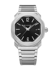Bulgari Octo Roma Men's 41mm Automatic Stainless Steel Watch 102704