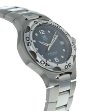 Tag Heuer Kirium 39mm Men's Quartz Blue Dial Stainless Steel Watch WL111F.BA0701