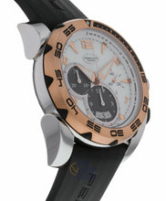 Parmigiani Fleurier Pershing 005 Chronograph 18k Rose Gold & Steel Men's Watch