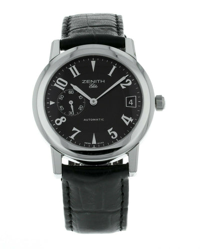 Zenith Port Royal Elite 37mm Men's Automatic Watch 01/02.0451.680