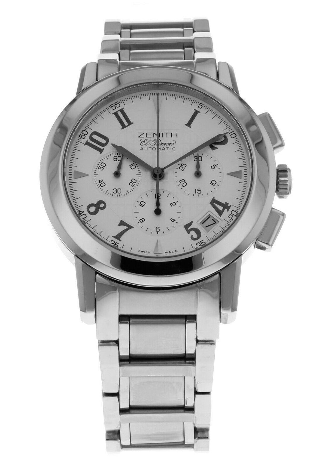 Zenith Port Royal Chronograph 40mm Men's Automatic Watch 01/02.0451.400