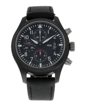 IWC Top Gun Pilots Chronograph Edition Automatic Men's 44mm Watch IW378901