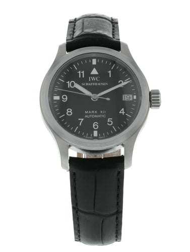 IWC Pilot's Mark XII Stainless Steel Automatic 28mm Ladies Watch