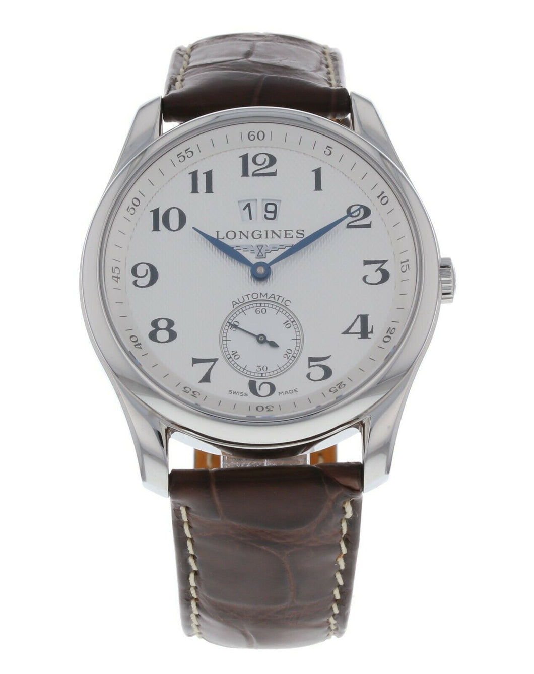 Longines Master Automatic Big Date 40mm Men's Stainless Steel Watch L26764783