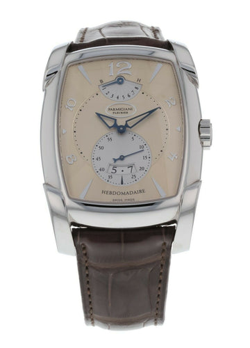 Parmigiani Kalpa XL Hebdomaire 8-Day Manual-Wind Men's Watch PF003333-01