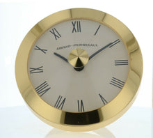 Girard Perregaux Gold-Tone Quartz Desk Clock