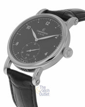 Chronoswiss Sirius Manufacture Black Dial Men's Hand Wound-Watch CH-1023-BK/11-1