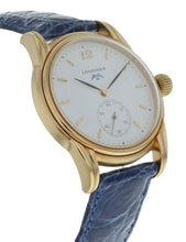 Longines Dress Round Hand-Winding 34.5mm Gold Tone Watch L46592262