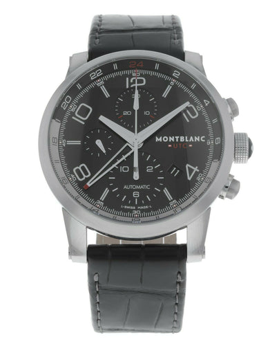 Montblanc Timewalker ChronoVoyager UTC Men's 43mm Automatic Watch 107336