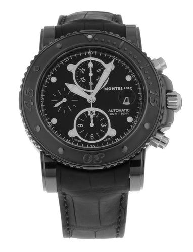 Montblanc Sport Chronograph Automatic Men's 44mm Watch 104279