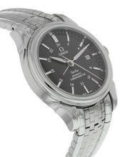 Omega DeVille Co-Axial GMT 38.7mm Men's Automatic Watch 4533.50.00