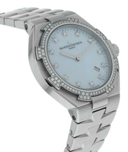 Vacheron Constantin Overseas Ladies Diamond 34mm MOP Dial Watch 25750.D01A.9092