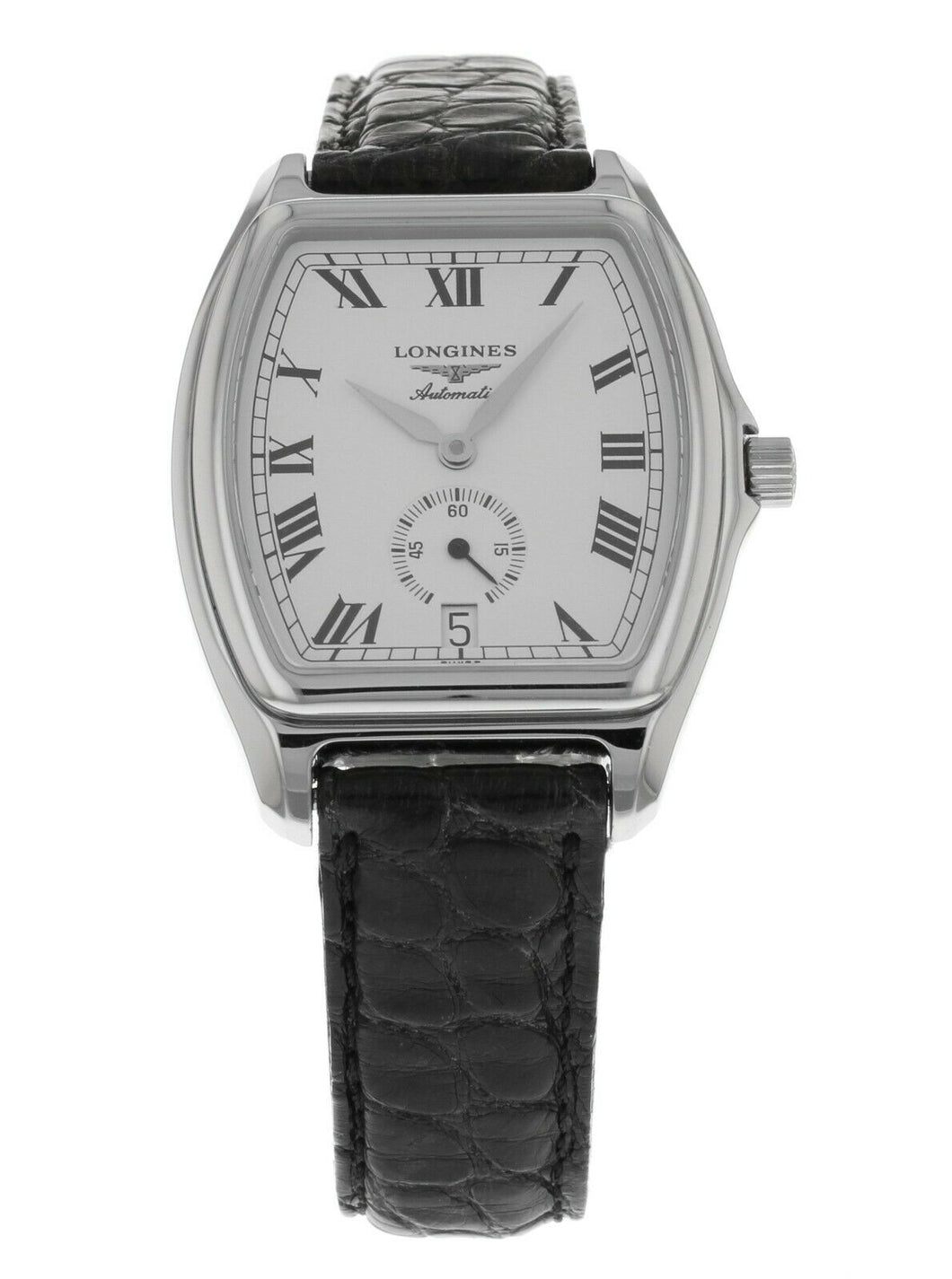 Longines Grandes Classico 33mm Automatic Dress Watch L46824112