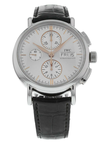IWC Portofino Chronograph Men's 41mm Automatic Watch IW378302