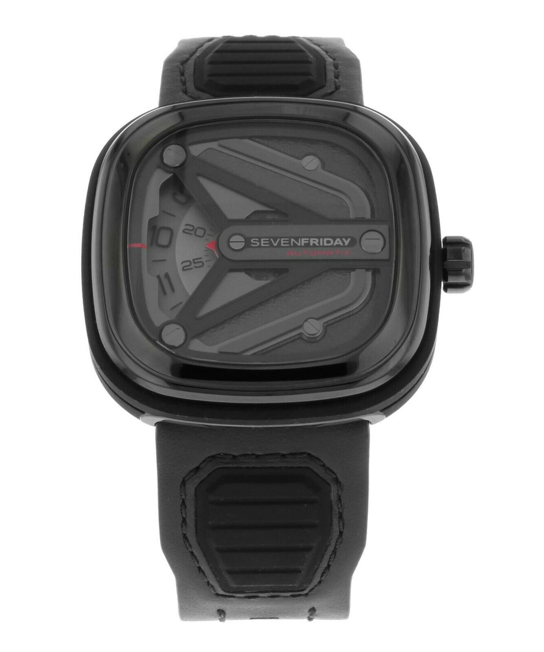 Sevenfriday M-Series Automatic Grey Dial Men's Watch M3/01