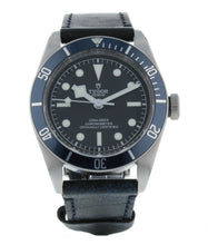 Tudor Heritage Black Bay Automatic Chronometer Black Dial Men's Watch 79230B