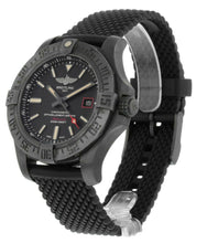 Breitling Avenger Blackbird Automatic Men's Titanium 44mm Watch V1731110/BD74
