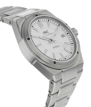 IWC Ingenieur Silver Stainless Steel Automatic Men's 40mm Watch IW323904