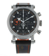 Speake Marin Spirit Seafire Orange 42mm Chronograph Automatic Men's Watch 20003