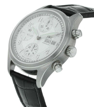 IWC Spitfire Chronograph Stainless Steel 39mm Automatic Men's Watch IW3706