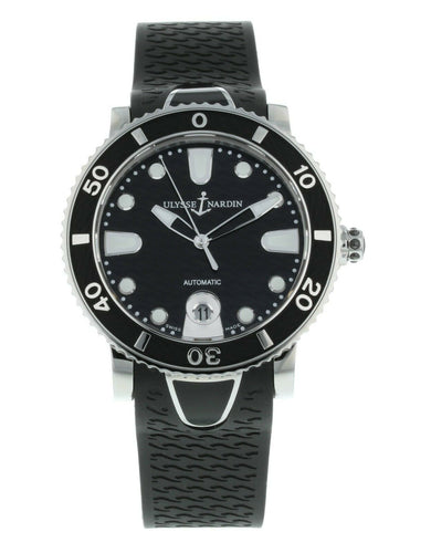 Ulysse Nardin Lady Marine Diver Ladies 40mm Automatic Watch 8103-101-3/02