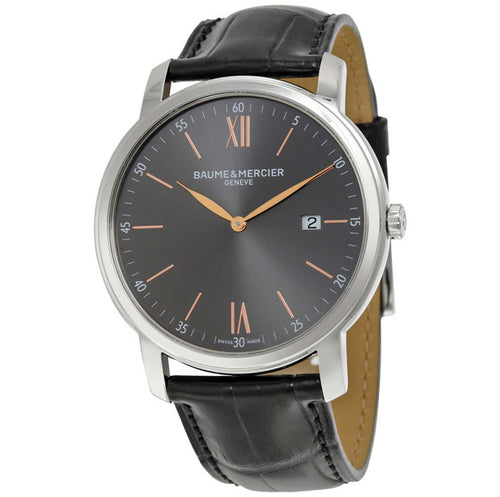 Baume & Mercier Classima Core Men's 42mm Quartz Watch MOA10266