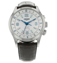 Vulcain Aviator Cricket Dual Time Men's Manual-Wind 42mm Watch 100133.210LF
