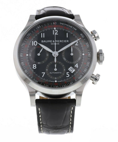 Baume & Mercier Capeland Men's Automatic 42mm Chronograph Watch MOA10084