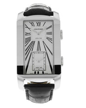 Chopard L.U.C Dual Tec 18k White Gold Automatic & Quartz Men's Watch 162274-1001