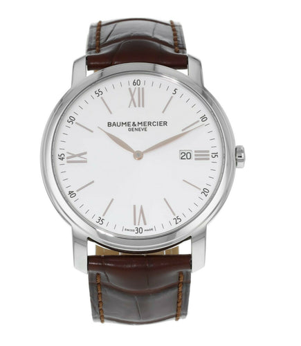 Baume & Mercier Classima Executives Men's 42mm Quartz Watch MOA10144