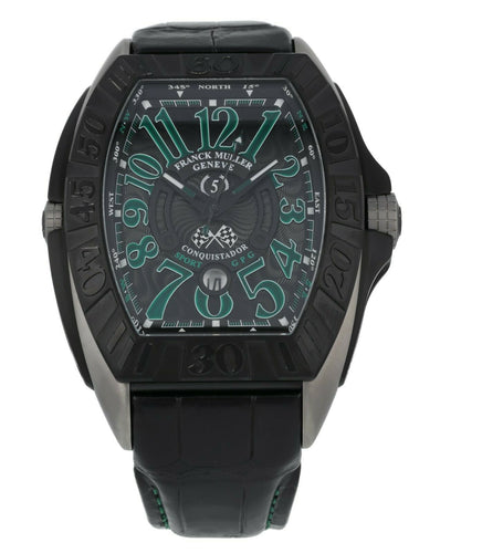 Franck Muller Conquistador Grand Prix Men's Limited Edition Watch 9900 SC DT GPG