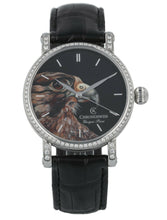 Chronoswiss Sirius Artist Automatic Diamond Black Dial 40mm Men's Watch CH-2893